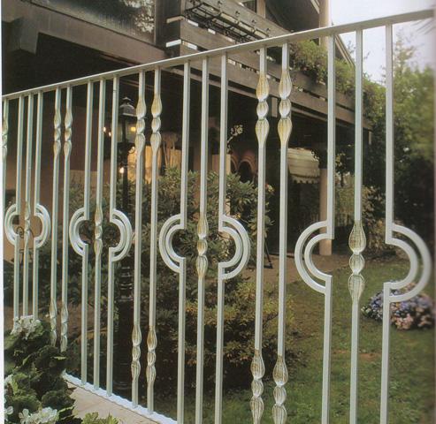 Puertas metalicas jardin great puerta metalica otoo - Puertas metalicas jardin ...