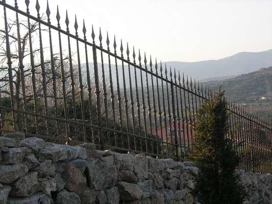 Vallas madrid met licas cerramientos a medida fabricante - Fotos de cerramientos de terrazas ...